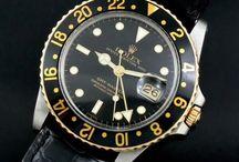 Vintage & Avant-Garde Watches / #Inspiration & #Design #Rolex #Vintage / by Francois Toutssaint LaFayette
