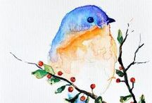 Things to Paint - Birds / by Mary Strickland