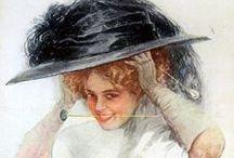 Vintage Fashion I  (35) / by Mary Hedges