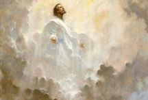 My Jesus, my everything!! (1) / I have no religion. I have a savior, Jesus Christ, the Lord. / by Mary Hedges
