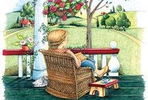 Come sit a spell! (7) / by Mary Hedges