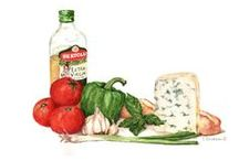 Salad and Salad dressings! (12) / by Mary Hedges
