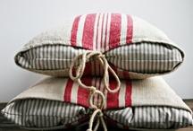 Linen hemp cotton & lace / by Julie Shackson