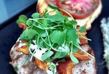 Fun Recipes using Microgreens & Edible Flowers / by Fresh Origins