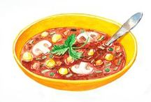 Soup's on!  (13) / ' / by Mary Hedges