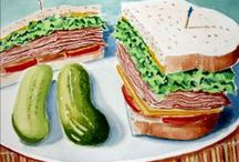 Sandwich Love! (14) / by Mary Hedges