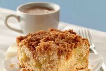 Coffee Cake! (21) / by Mary Hedges
