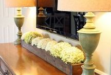 Interiors / Finishes, Touches and yummy stuff for my dream home / by Sandra Warman
