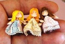About Dolls / by Patsy Perry