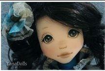 Dolls I / by Casilda CL