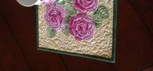 Sewing - Mug Rugs, Placemats and more / by Jan O
