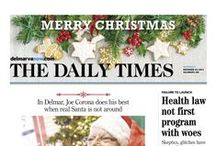 The Daily Times Newspaper / The Daily Times newspaper based in Salisbury, Md. / by The Delmarva Daily Times