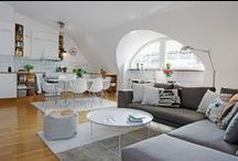 Home - Living room / by Gomar
