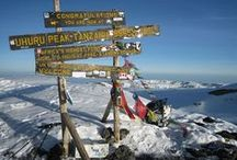 19,341 Club / A collection of photos of Thomson Trekkers at the summit of Mount Kilimanjaro (19,341 ft.) / by Thomson Treks