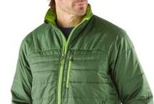 Men's Outerwear / Waterproof shells, Down and Fleece Jackets, and Pants suggestions for Men hiking / trekking up Kilimanjaro. / by Thomson Treks