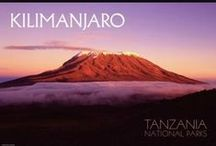 Everything Kilimanjaro / by Thomson Treks