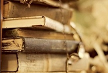 Books...books...books... / What would life be without books??? / by Margaret Roolker