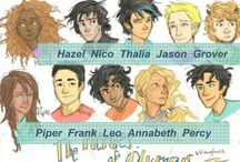 Percy Jackson / The awesomeness of Percabeth and the rest of the crew. Go percabeth!!! / by Rosie Ruiz