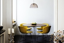 { dining room } / by Adeline Flutterby