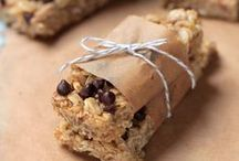 Treats for Health / Treats the kids will love that aren't junk food! / by Mark Coren