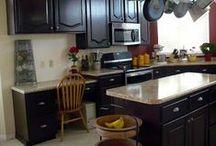 Kitchen MakeOver! / by Ca$$y We$cott