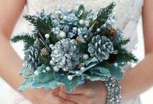 ❄✿ Christmas Weddings ✿ ❄ / by Apples & Limes Tangerine