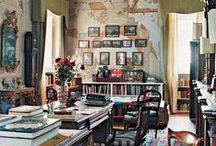 Office and Studio / Inspiration for  Creative Space / by Gwen Simmons