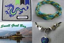 TALENTED  ETSY FRIENDS / by NORMA LANTAGNE