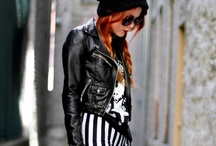 fashion inspiration / by Kim Ruiz