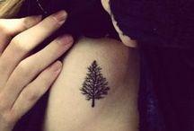 Tattoos  / by Rachel Rosenthall