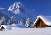 For the LOVE of Winter ... / Everything winter ! / by Amna A. Althani