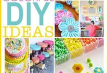 Nifty Crafts & DIY's. / This is my almighty craft board! Also check out my board Mason Jar Stuff, because we all know that deserves an entire board to itself ;) / by Lindsey Townsend