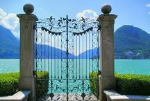Doors, Gates & Grand Entries... / by Linda Kielbowicz