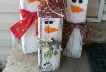 Holiday decor / by Mary Brasseal Nations