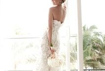 Brides / Dress / by Luciole Beauty Art