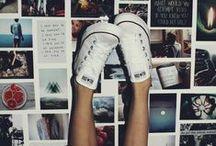Shoes are a girls BF / by Eva-Tshiela Gysel