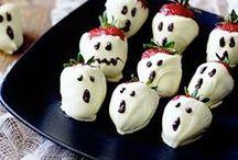 Food // Halloween / by Charlotte Janssen