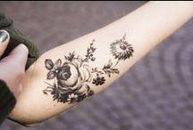 Tattoos 2 / by Charlotte Janssen