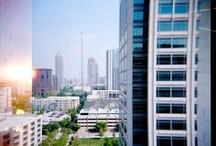Metro Atlanta Impressions - Come to know Atlanta / Impressions from Atlanta, GA #Atlanta Art, #Atlanta Architecture, #Atlanta Icons & more... / by Caroline Porsiel