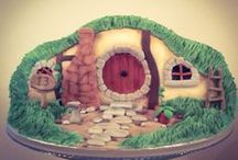 Sweet Creativity / I've got cakes, cupcakes and sweets galore! / by Veronica a.k.a. Lalwende
