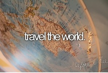 .:: W a n d e r l u s t ✈ ::.  / Around the world - except Germany, Switzerland, and Austria; I have a separate board for them. :-) / by Stephanie B.