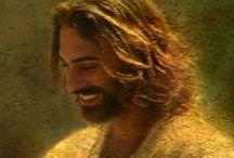 Jesus / Images and paintings depicting the Lord / by Stephanie B.