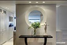 modern interiors / by patrick ho