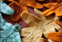 crispy leaves and the smell of bonfires burning... / Autumn, my favorite season! / by Denise Lachinski