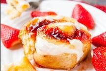 desserts... / by Carla Hinnant