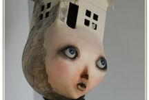 Art: Sculpture & Assemblage / by Relyn Lawson