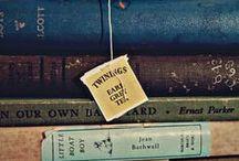 Books / by Erin Novo
