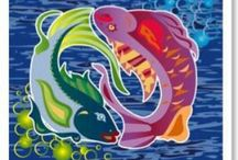Pisces  / by Jennifer Powell-Dyer