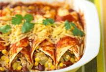 Casserole, Lasagna, Enchiladas / by Hope Dotson