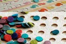 Bricolage / Couture - DIY / Petits bricolages, à faire soi-même. DIY / by Caielle & Cadiera